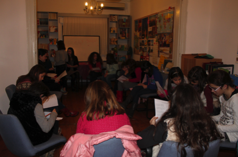 4ème programme CLUB DES JEUNES
