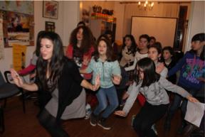 Εκδήλωση του 4ου Προγράμματος «CLUB DE JEUNES» του Συλλόγου Ελληνογαλλικής Φιλίας « Το Σπίτι της Αντουανέττας»