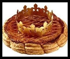 Kοπή της γαλλικής πίτας GALETTE DES ROIS