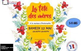 Η γιορτή της μητέρας - Δημιουργικό εργαστήριο Γαλλικής Γλώσσας και Πολιτισμού 12 05 2018