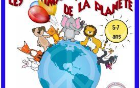Δημιουργικά Εργαστήρια Γαλλική Γλώσσας και Πολιτισμού - Les animaux de la planète
