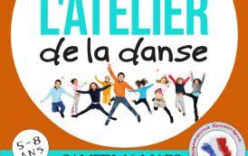 Δημιουργικά Εργαστήρια Γαλλική Γλώσσας και Πολιτισμού - L'atelier de la danse