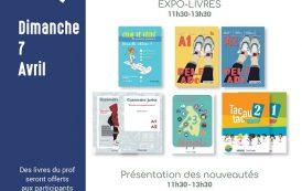 Παρουσίαση διδακτικών βιβλίων γαλλικης γλώσσας