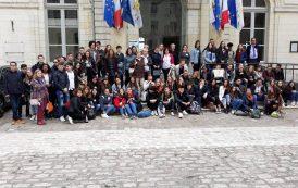 Εκπαιδευτικό ταξίδι διασχολικής ομάδας Γυμνασίου - Λυκείου Σουφλίου